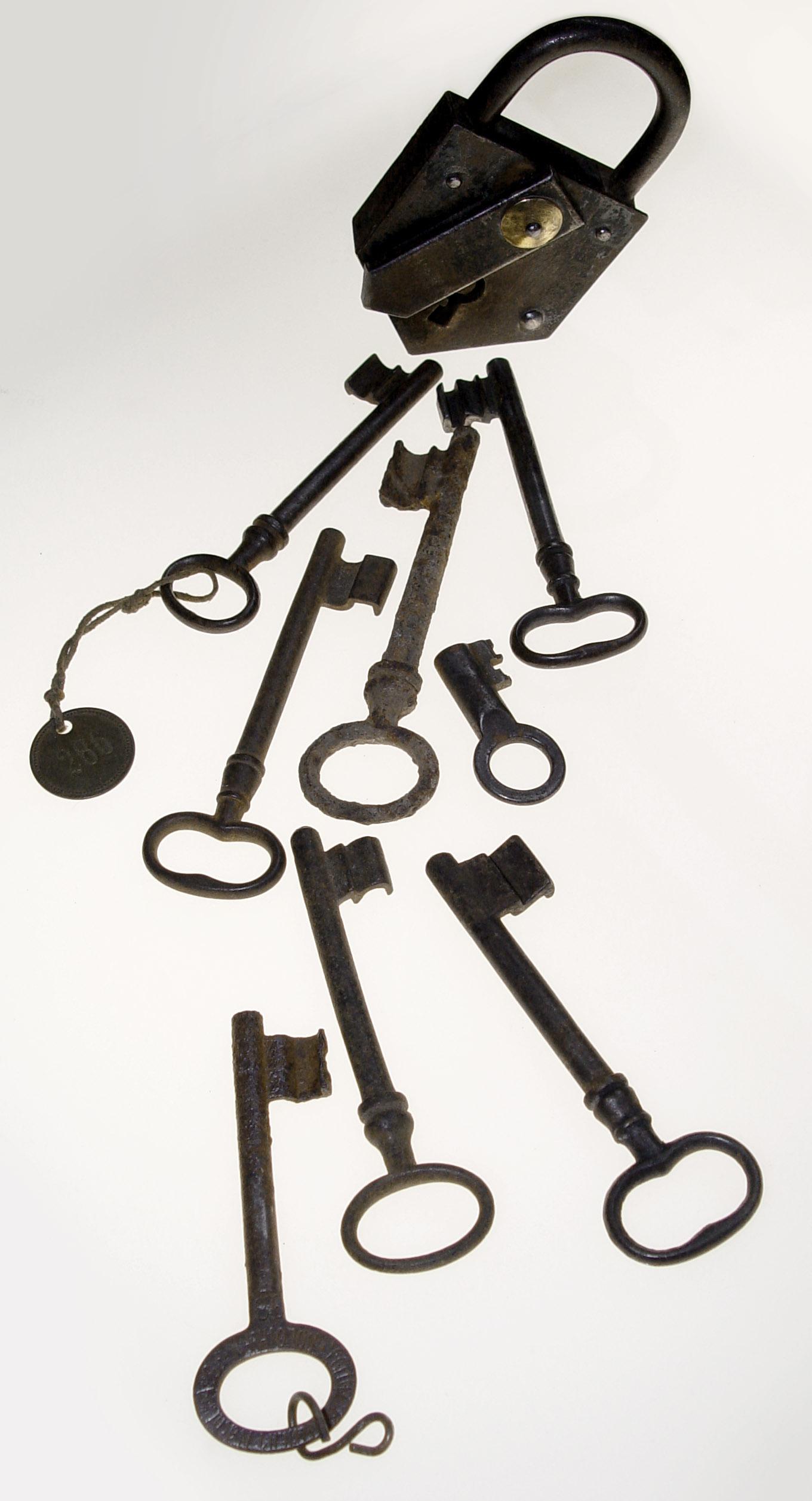8 clés - 8 clés