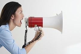 megaphone - L'art de convaincre : ma recette
