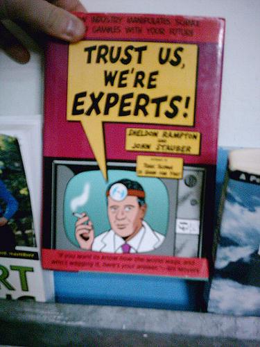 experts - Au diable les experts !