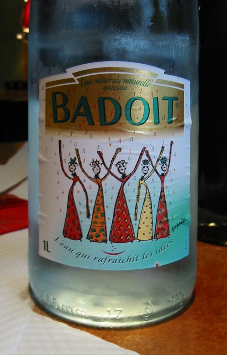 Badoit Mineral Water - Digestion et compréhension
