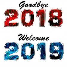 bye bye 2018 - Bye bye 2018