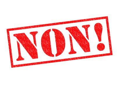 Non non et non  - Sinistrose : faut-il et comment l'éviter ?